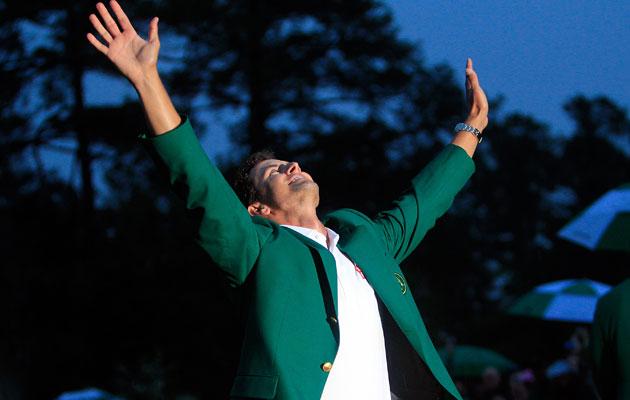 Adam Scott 2013 Masters Champion Australia Redemption Greg Norman