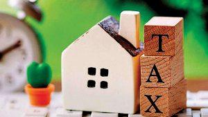 مالیات نقل و انتقال املاک