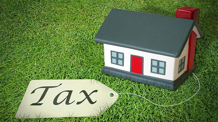 مالیات املاک