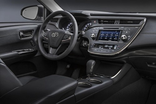 ۲۰۱۶ Toyota Avalon Interior 2 500×333