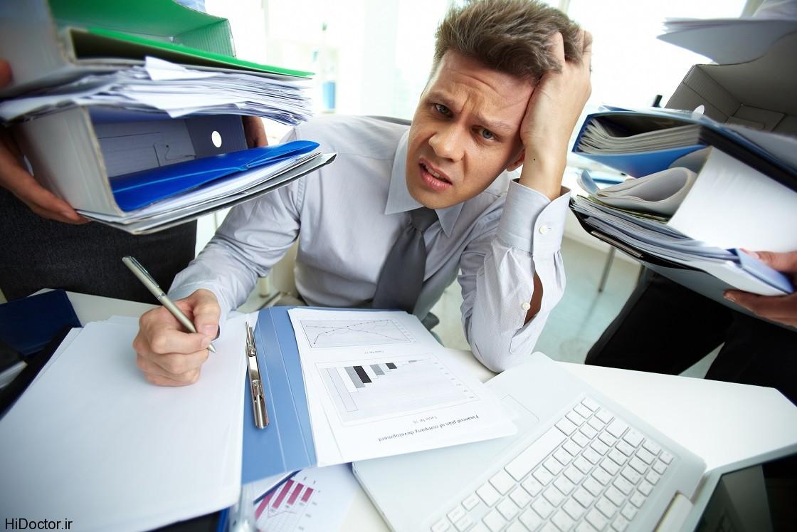 مراقب باشید به جای یک حسابدار ، خدمتکار نشوید…