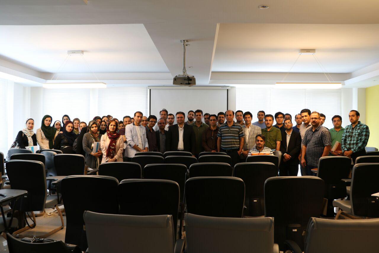 گزارش برگزاری کارگاه آموزش مالیات در تهران