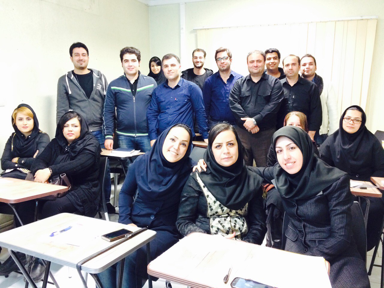 کارگاه تهیه و تنظیم دفاتر قانونی – تهران دفتر پارک ساعی