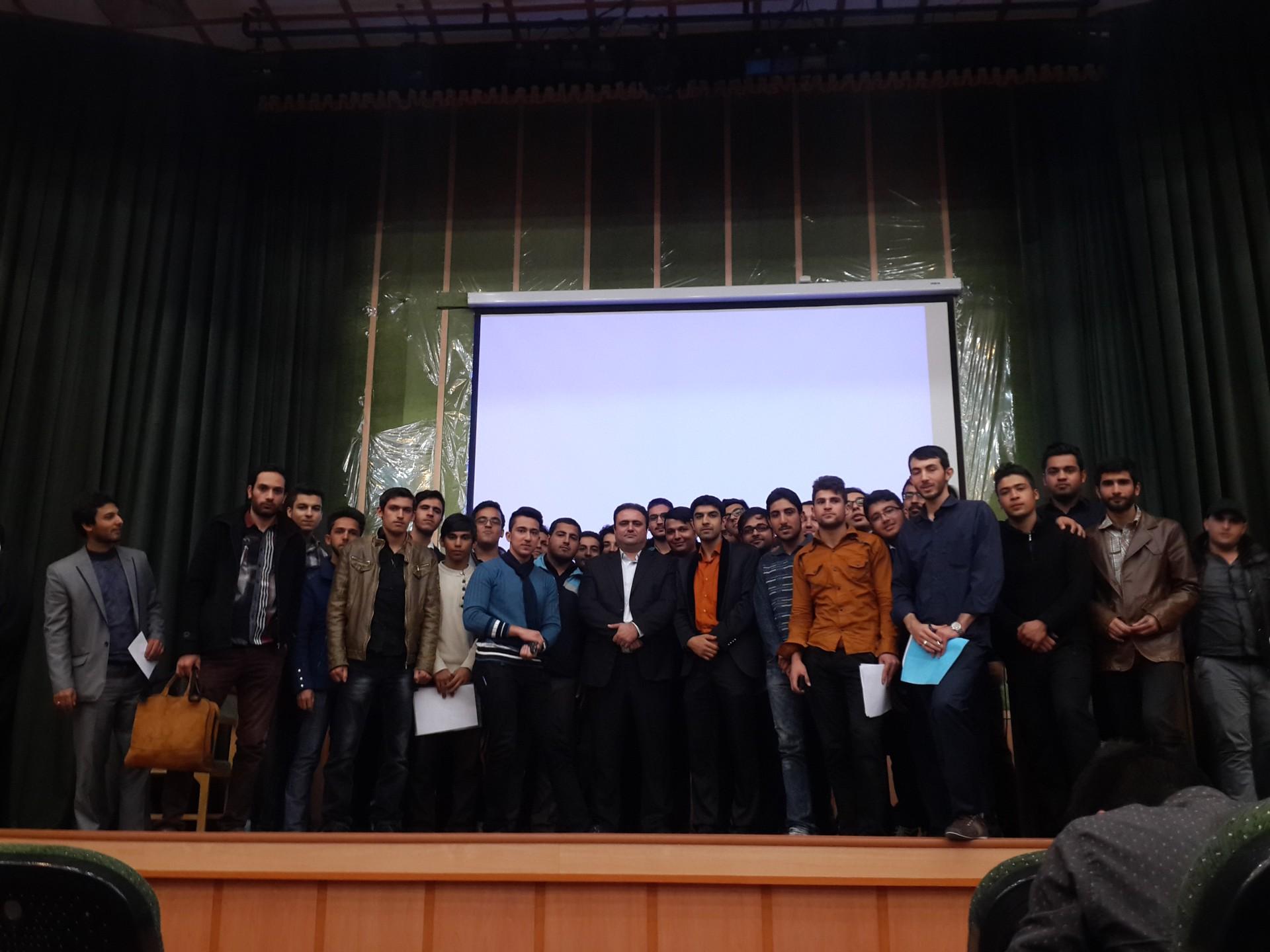 کارگاه مالیات بر ارزش افزوده – دانشگاه آزاد قم