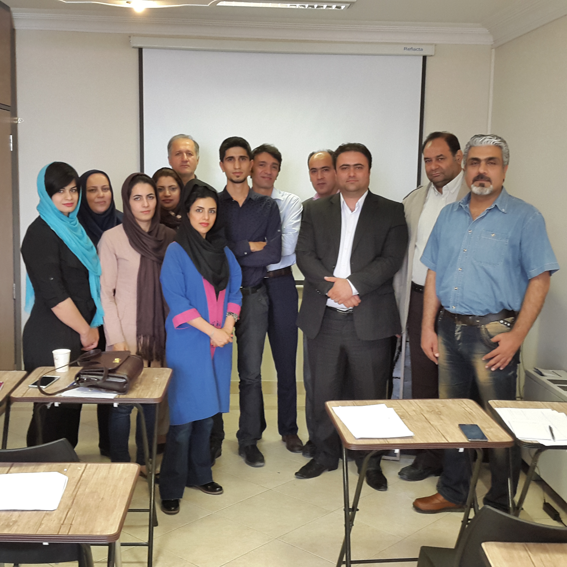 کارگاه اصول و فنون اظهارنامه نویسی – تهران دفتر توانیر