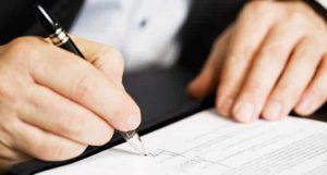 قرارداد کار چگونه تنظیم میشود؟