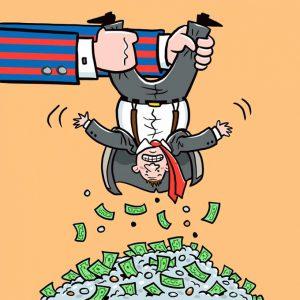 اقتصاددانها معتقدند که احتمالا در بسیاری از کشورها بحران کرونا مالیات بر ثروت را اجباری خواهد کرد برای اینکه دولتها برای جبران خسارت اقتصادی بحران کرونا و نجات اقتصاد با مشکل مواجه هستند.