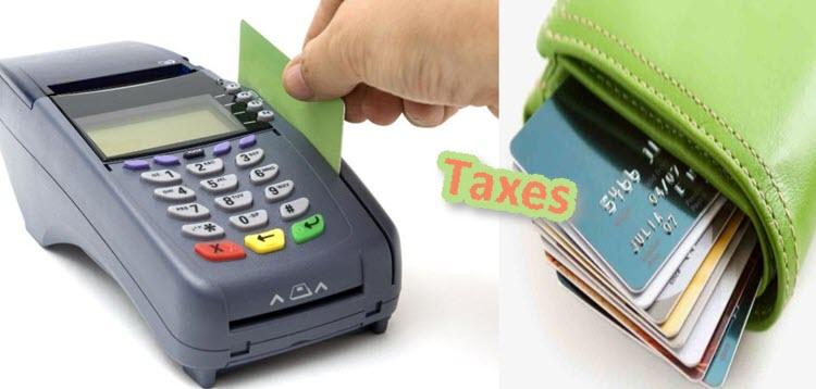 مالیات بر تراکنشهای مالی